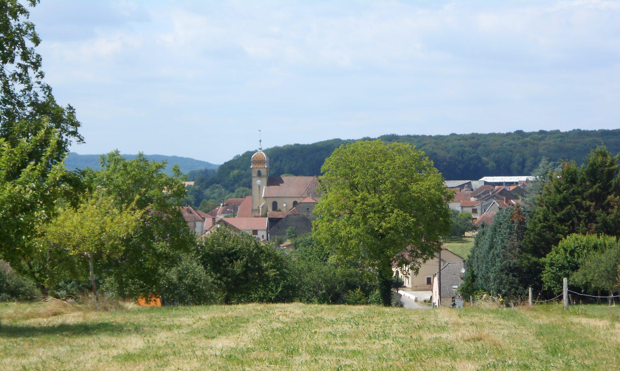 Commune de Lavigney